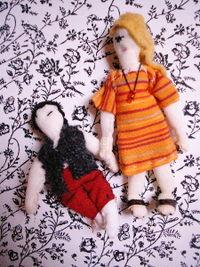Ferdinand et liselotte poupées - Copie