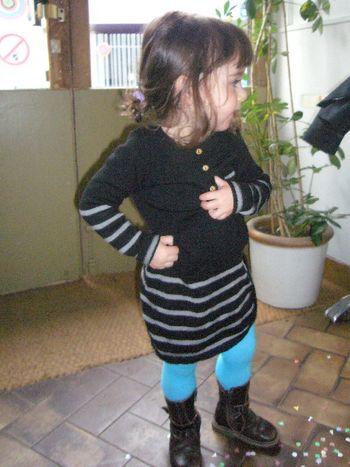 Louise en robe - Copie