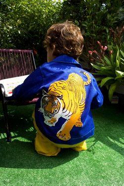 Ma petite personne tigre