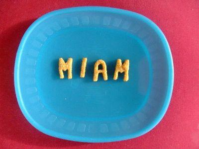 Biscuit MIAM - Copie