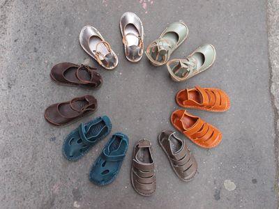 Trippen ronde de chaussures