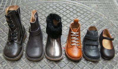 Chaussures pépé hiver 2010