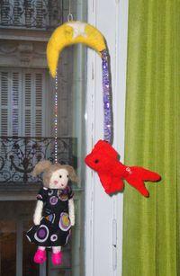 Les filantes lilli et bulle