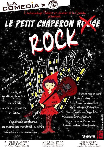 Chaperon rock mail