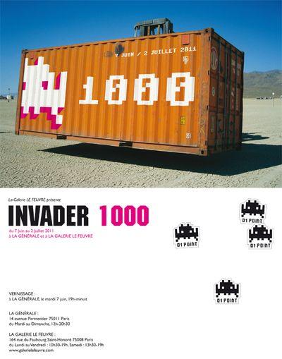 Invader1000