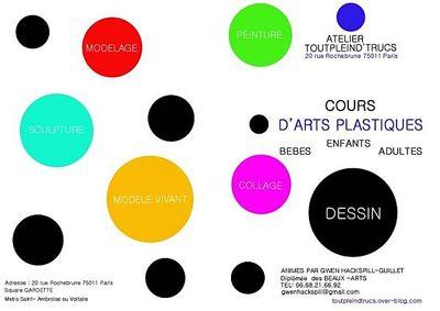 Atelier-TOUT PLEIND-TRUCS