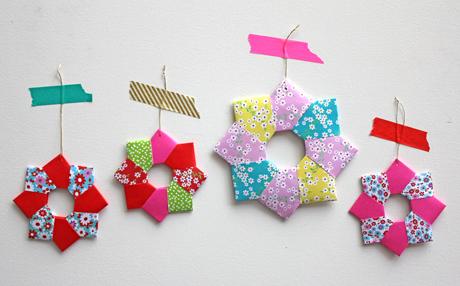 tuto origami biche. Black Bedroom Furniture Sets. Home Design Ideas