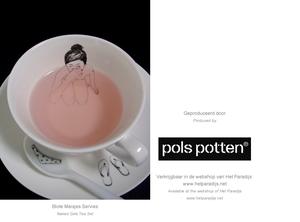 Esther Horchner tasse à thé