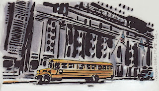 Chicago School Bus Didier Millotte