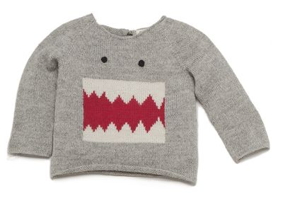 Jaws-sweater-grey