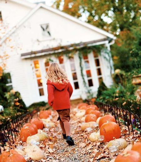 Countryliving.fallentry.HalloweenPumpkins-pumpkinpath-lgn