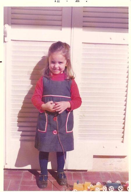 Paula dente de loup les années 1970 en Argentine
