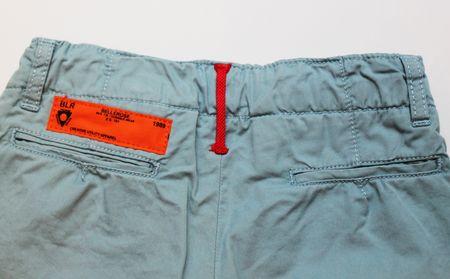 Bellerose dos pantalon coton glacier passant rouge_modifié-2