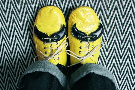 Mes pieds moustachus 27 mars 2013