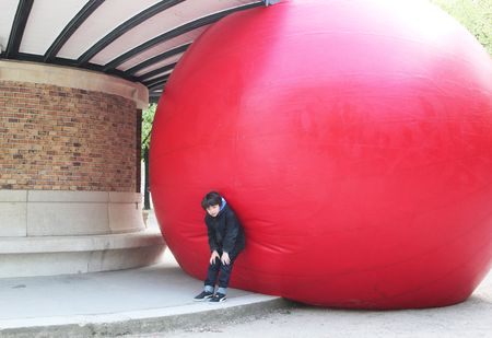 Redball project paris Nils