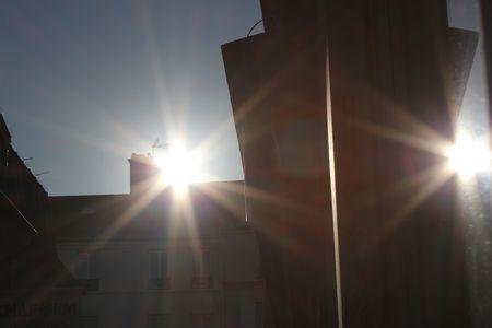 Forge royale au soleil