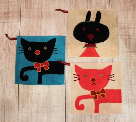 Atsuko Matano petites serviettes
