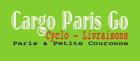Cargo Paris Go transport à vélo