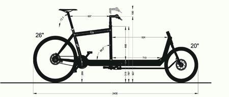 Cargo Paris Go transport vélo