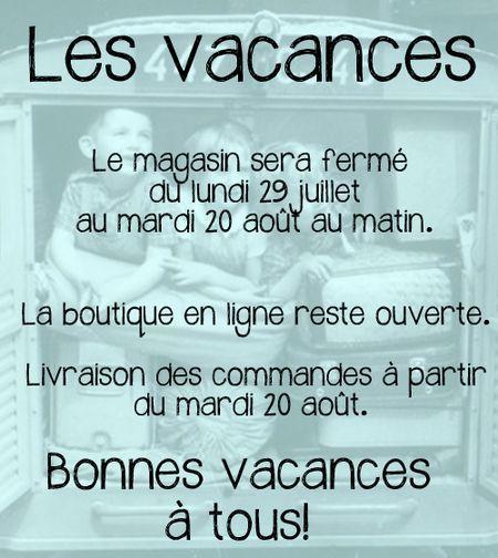 Vacances slide