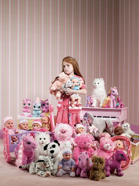Ted Sabarese jouets fille