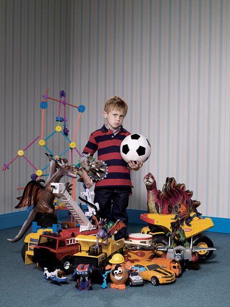 Ted Sabarese jouets garçon
