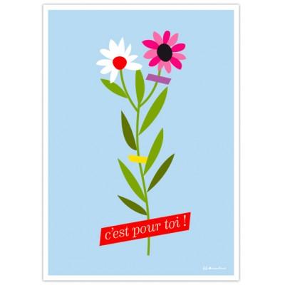 Carte-postale-pour-toi-fifi-mandirac