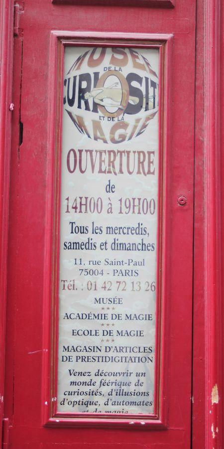 Académie de Magie horaires
