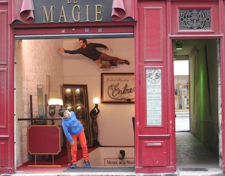 L'Académie de Magie