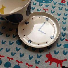 Atsuko Matano chez Lilli Bulle vaisselle porcelaine