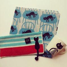 Atsuko Matano chez Lilli Bulle chat bleu