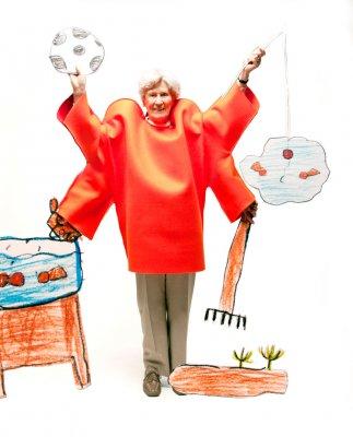 Yoni Lefevre anne dessin en photo