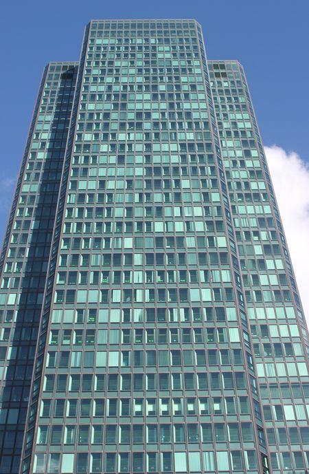 Building vert La défense