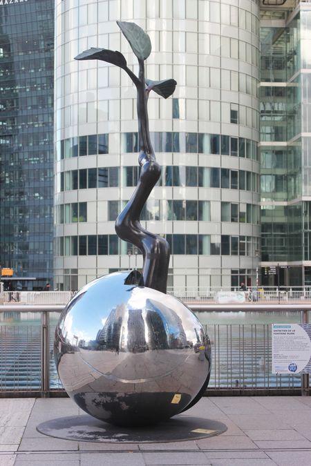 Sculpture de Lim Dong Lak