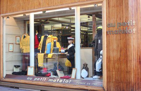 Boutique au petit matelot 750016 Paris