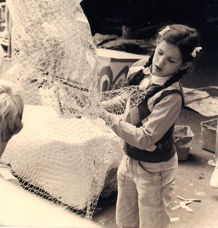 Souvenirs de la mode enfantine Céline Tsakyrellis