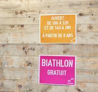 Berges de Seine Biathlon gratuit