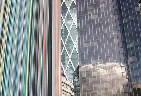 La Défense Buildings motifs