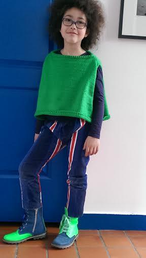 Naomié en bleu et vert 2