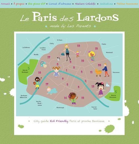 Le Paris des lardons ste de bons plans