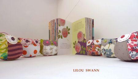 Lilou swann petites chouettes porte-bonheur