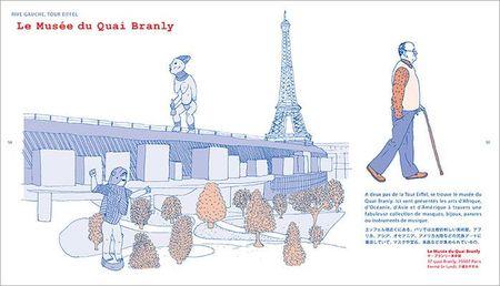 Musée du quai branly par Isabelle Boinot éditions paumes
