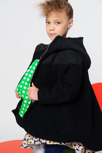 Bodebo Manteau ADEF enfant