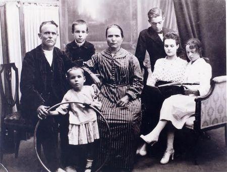 Carmen espagne 1923