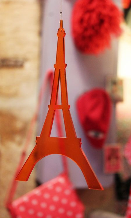 Tour Eiffel en Plexi