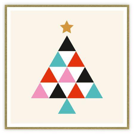 Carte Noël Fifi Mandirac