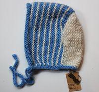 Lilli Bulle bonnet béguin tricot main