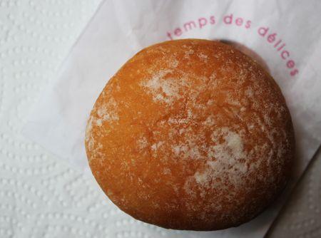 J 48 Ma madeleine de Proust le beignet
