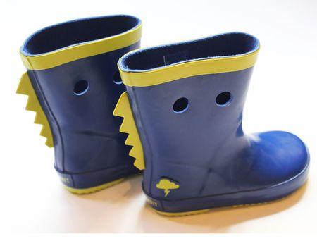Billybandit bottes de pluie crocodile profil