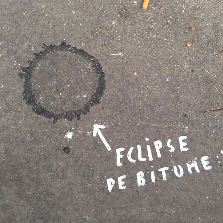 éclipse de bitume